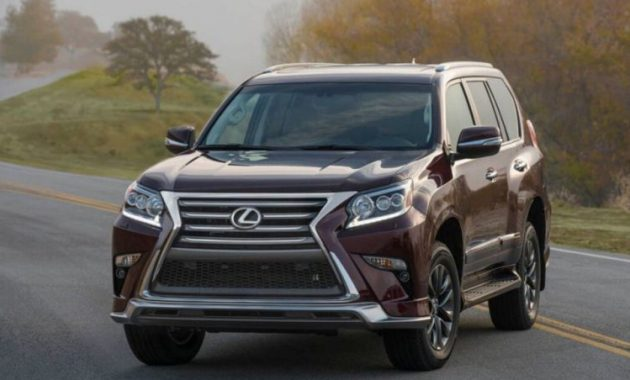 57 All New 2020 Lexus Gx 460 Spy Photos Wallpaper
