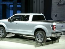 2019 Ford Atlas Engine