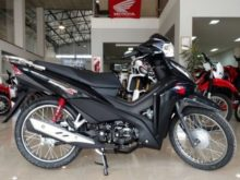 58 A The Honda Wave 2019 Review And Specs Prices