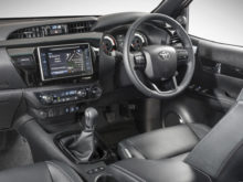 58 A The Toyota Legend 50 2019 New Interior Wallpaper