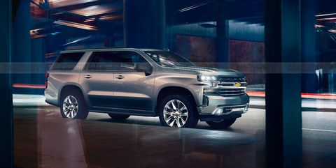 58 The 2020 Chevrolet Tahoe Release Date New Model And Performance