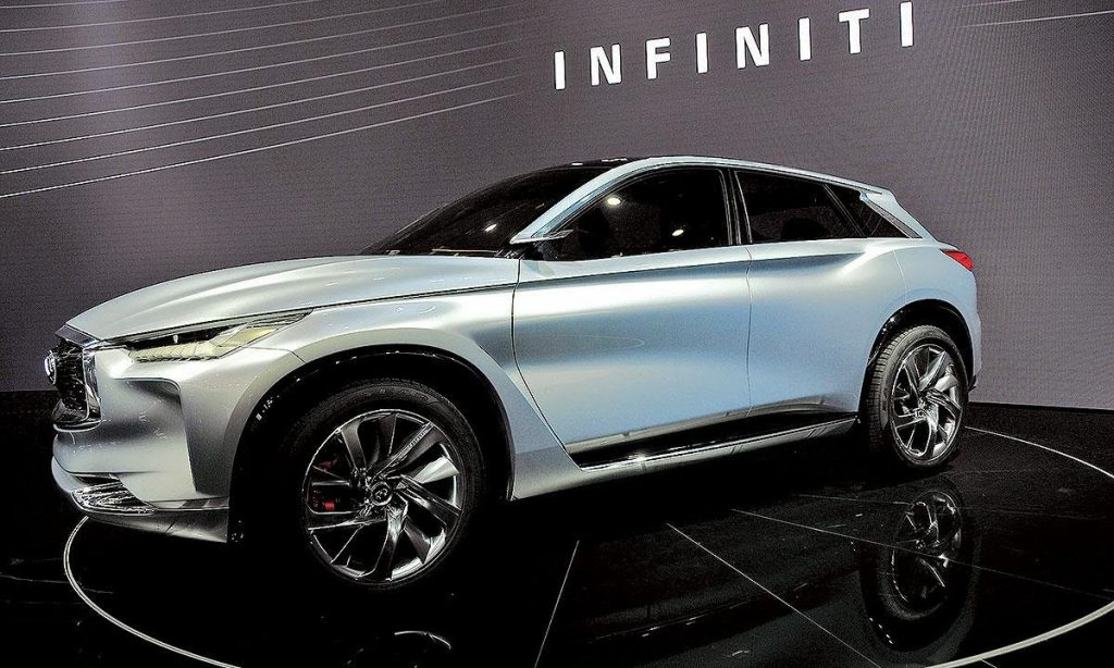 59 All New Infiniti Fx35 2020 Images