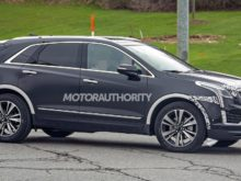 60 The 2019 Spy Shots Cadillac Xt5 Speed Test