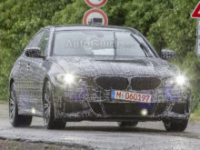 60 The Spy Shots Bmw 3 Series First Drive
