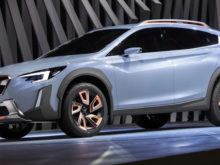 61 All New New 2019 Subaru Crosstrek Khaki New Concept Configurations
