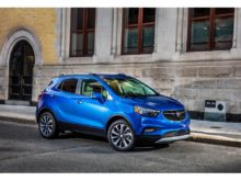2020 Buick Crossover