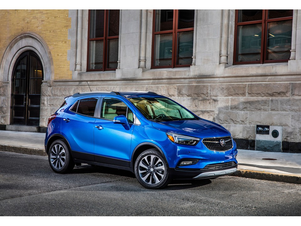 62 A 2020 Buick Crossover Performance and New Engine