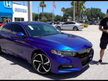 63 Best Honda 2019 Accord Coupe Review New Model and Performance