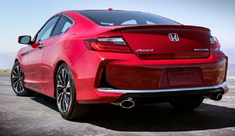 64 The Honda 2019 Accord Coupe Review Overview
