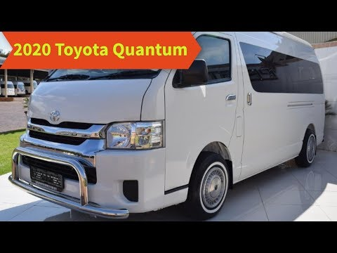 66 All New New Toyota Quantum 2020 Price Style