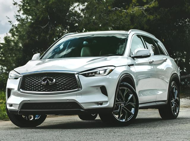 66 Best The Infiniti Qx50 2019 Trunk Specs And Review Spesification