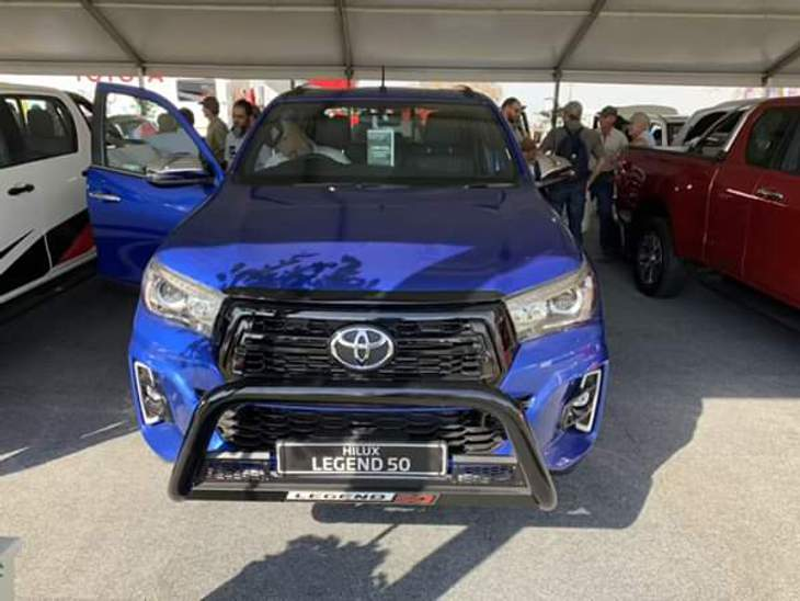 66 Best The Toyota Legend 50 2019 New Interior Ratings