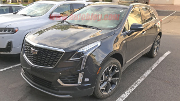 66 The 2019 Spy Shots Cadillac Xt5 Performance And New Engine