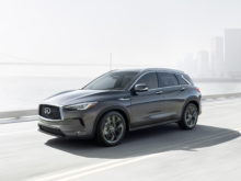 The Infiniti Qx50 2019 Trunk Specs And Review