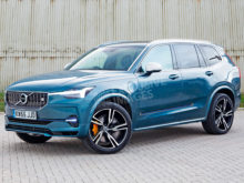 67 The Volvo S90 2020 Facelift 2 Performance and New Engine