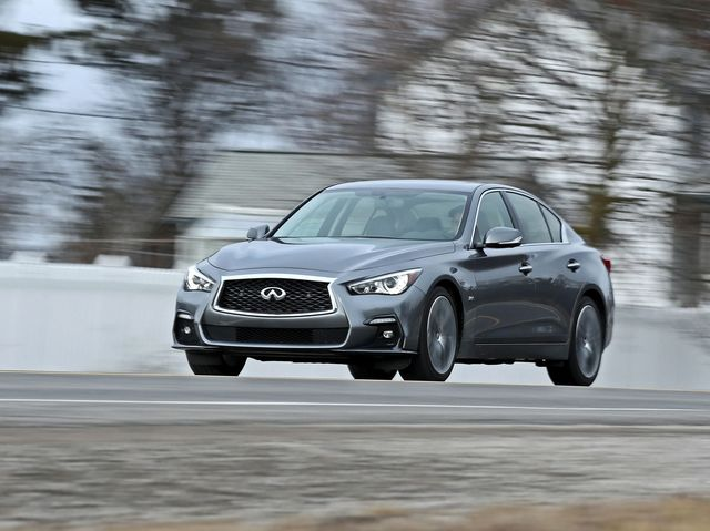 68 All New New 2019 Infiniti Qx50 Horsepower Review Model