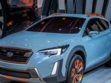 68 The Best New 2019 Subaru Crosstrek Khaki New Concept Performance and New Engine