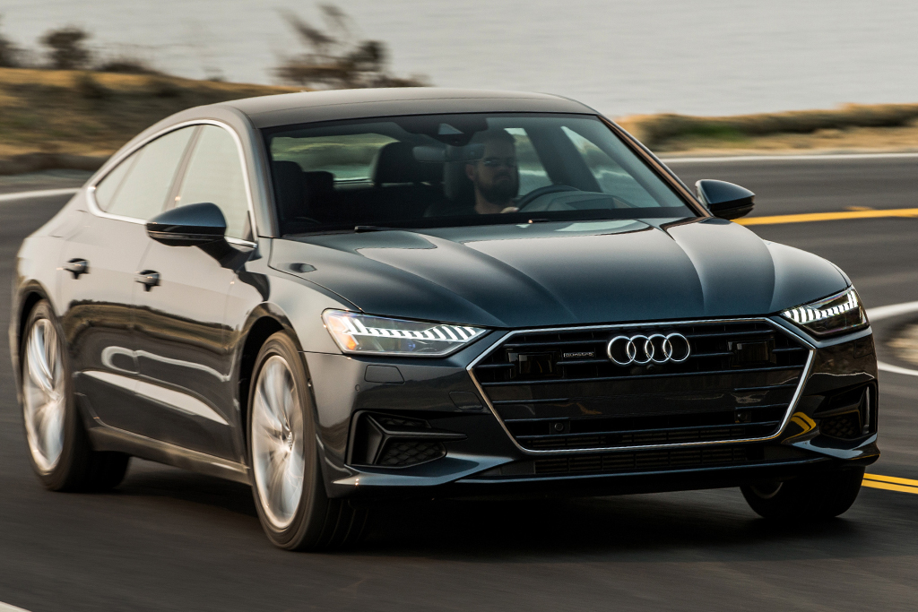 69 A 2019 Audi A7 Pictures