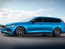 71 A Volvo S90 2020 Facelift 2 Engine