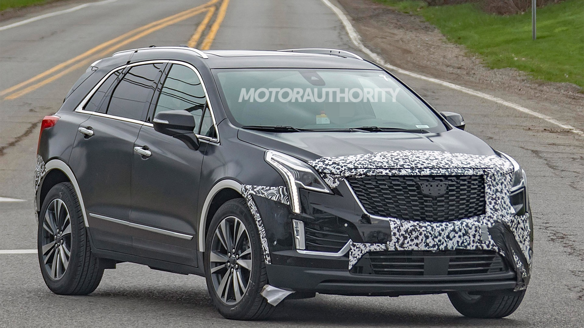 71 All New 2019 Spy Shots Cadillac Xt5 Model
