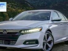 71 All New Honda 2019 Accord Coupe Review Configurations