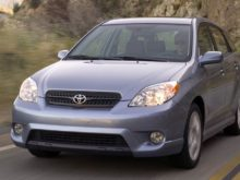 73 The 2019 Toyota Matrix Overview