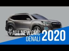 New Gmc Yukon Design 2020 2