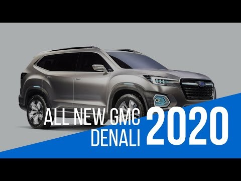 75 New New Gmc Yukon Design 2020 2 Engine
