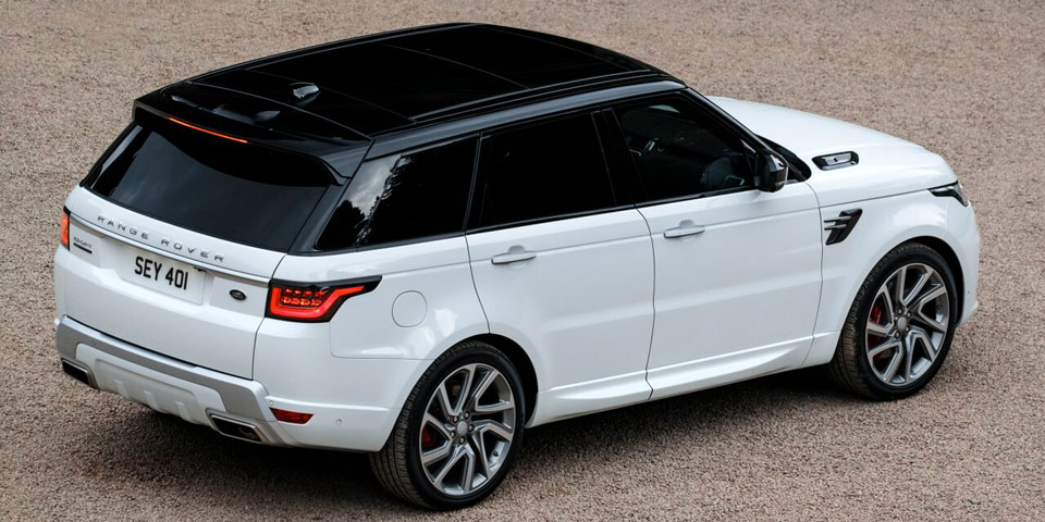 77 The Best 2019 Range Rover Sport Reviews