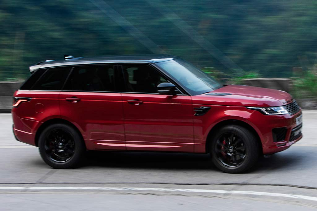 79 A 2019 Range Rover Sport Picture