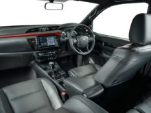 79 The The Toyota Legend 50 2019 New Interior Price