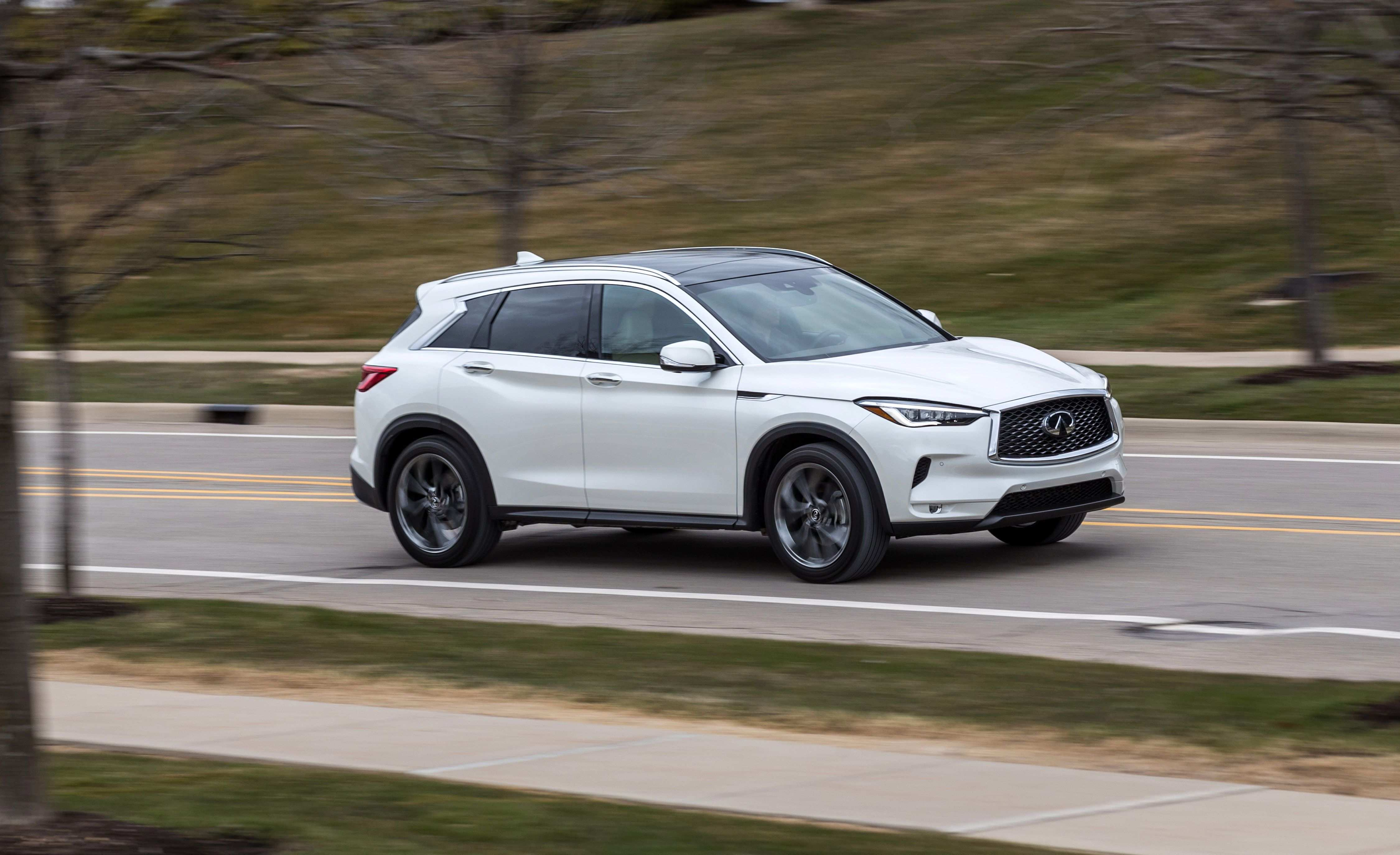 80 Best The Infiniti Qx50 2019 Trunk Specs And Review Ratings