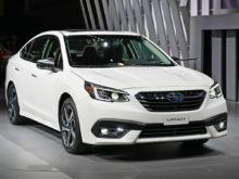 The Subaru Legacy Gt 2019 Performance
