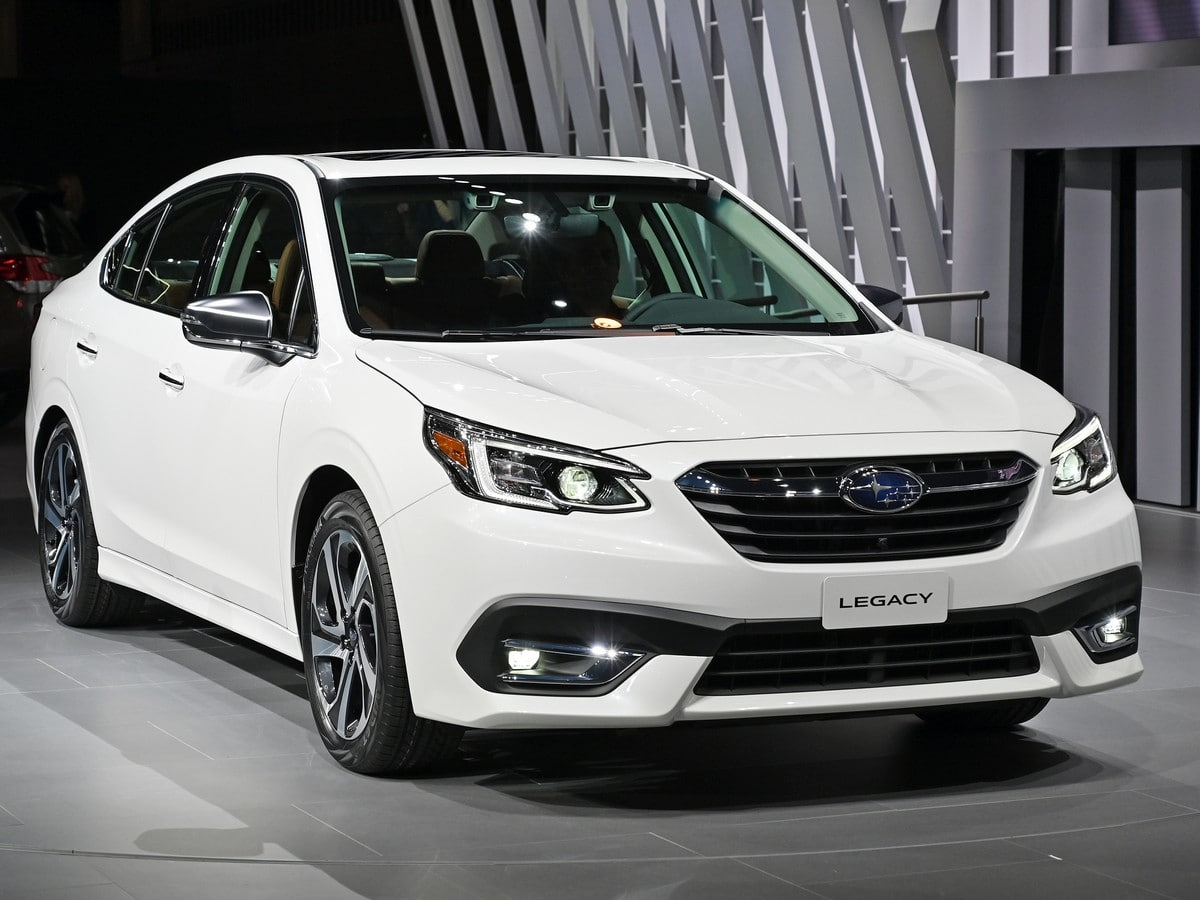 80 New The Subaru Legacy Gt 2019 Performance Style