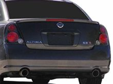 80 The Nissan Altima Se R Spesification