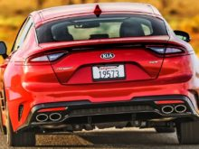 82 A 2019 Kia Gt Coupe Exterior and Interior