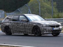 82 New Spy Shots Bmw 3 Series Release