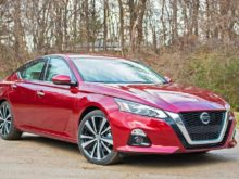 83 Best 2018 Nissan Altima Reviews New Model and Performance
