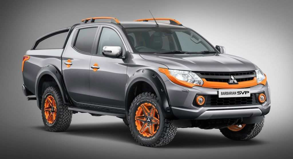 84 The Best 2019 Mitsubishi Triton Perfect Outdoor Ratings