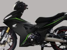 85 All New The Honda Wave 2019 Review And Specs Redesign and Concept