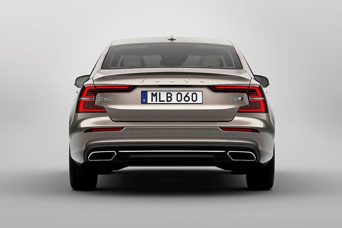 86 A Volvo S90 2020 Facelift Photos