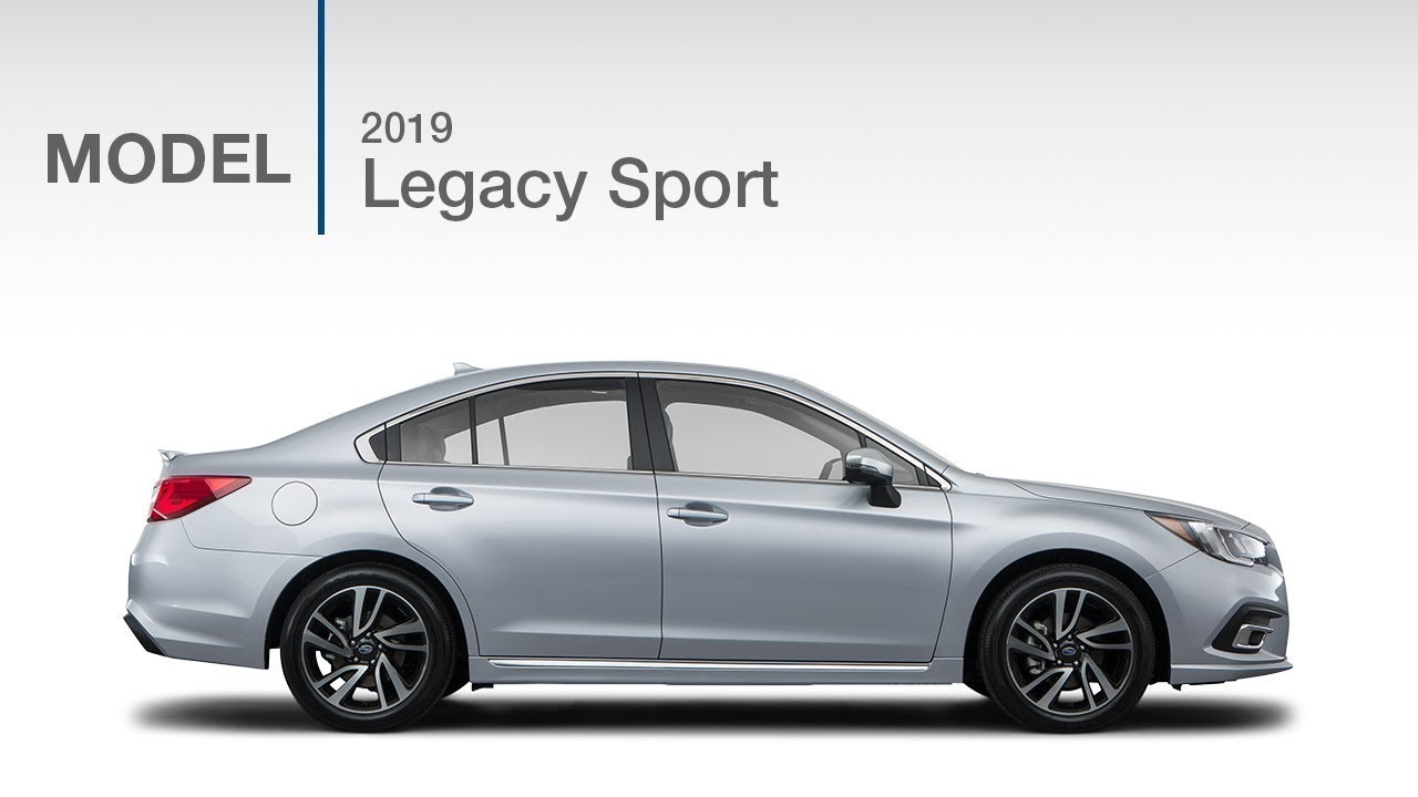 87 A The Subaru Legacy Gt 2019 Performance New Review