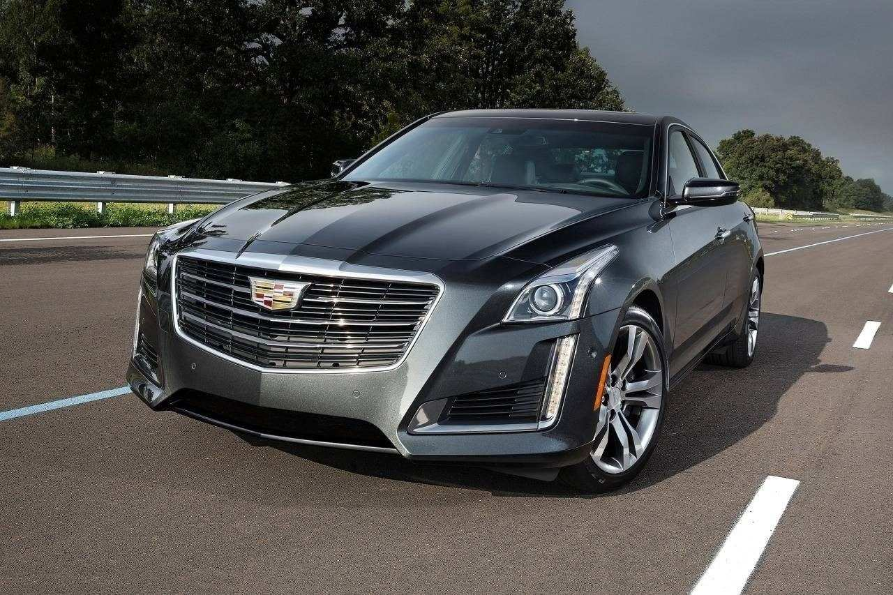 87 The 2019 Cadillac Dts Release Date And Concept