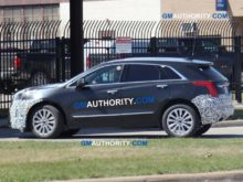 88 New 2019 Spy Shots Cadillac Xt5 Ratings