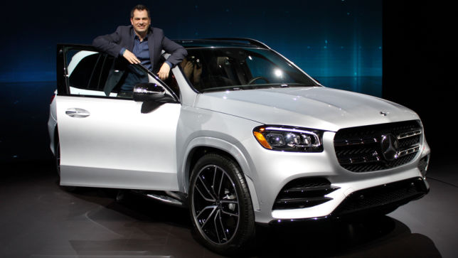 88 New New Mercedes Detroit Auto Show 2019 Review New Model And Performance
