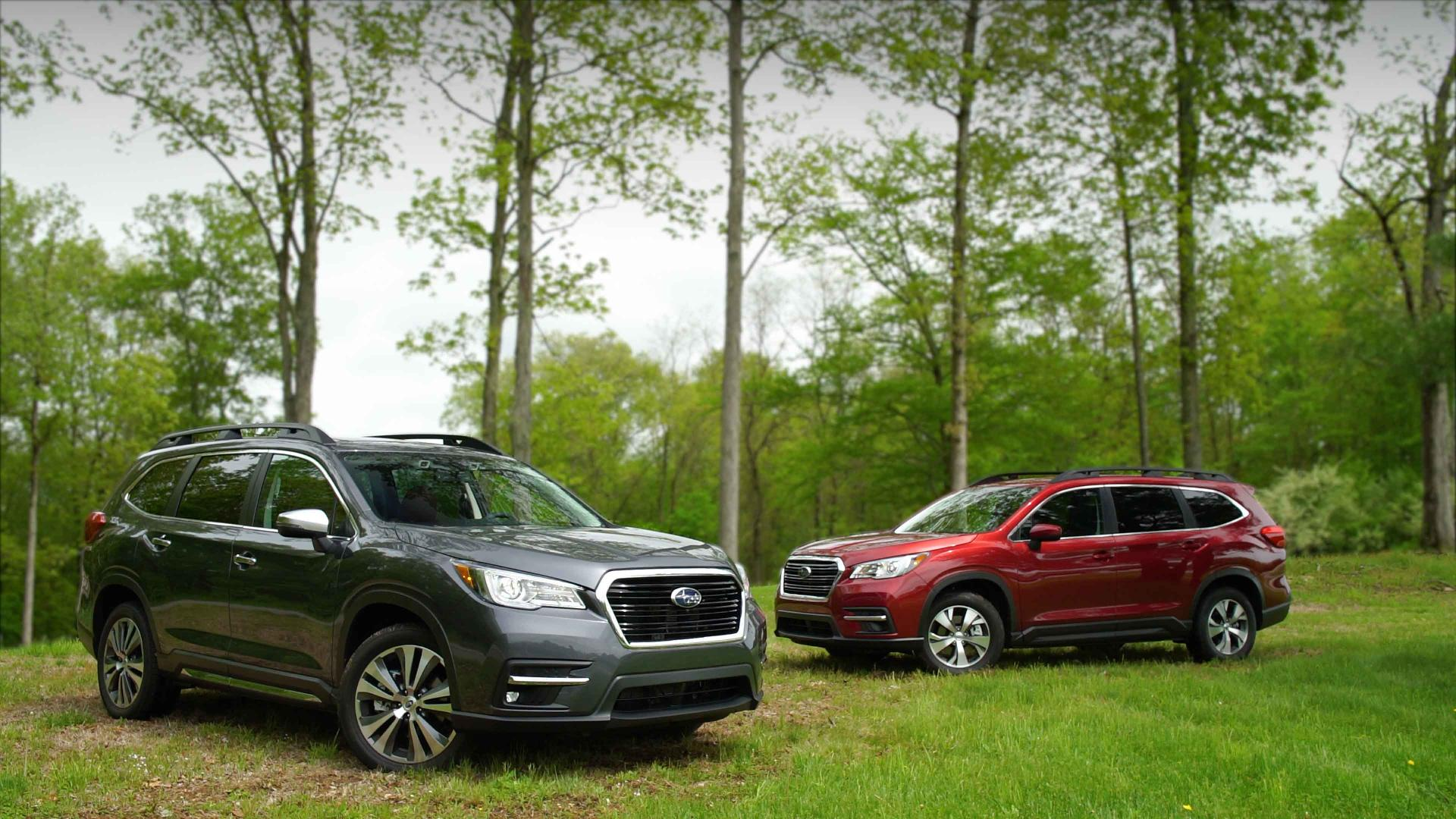 89 The Best Best 2019 Subaru Ascent Release Date Usa Specs History
