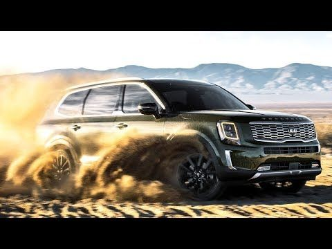 91 A 2020 Kia Telluride Youtube Interior