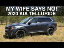 91 A 2020 Kia Telluride Youtube New Model and Performance