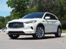 92 A New 2019 Infiniti Qx50 Horsepower Review Photos