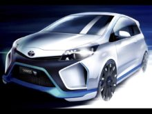 92 A Toyota Yaris 2020 Concept Specs